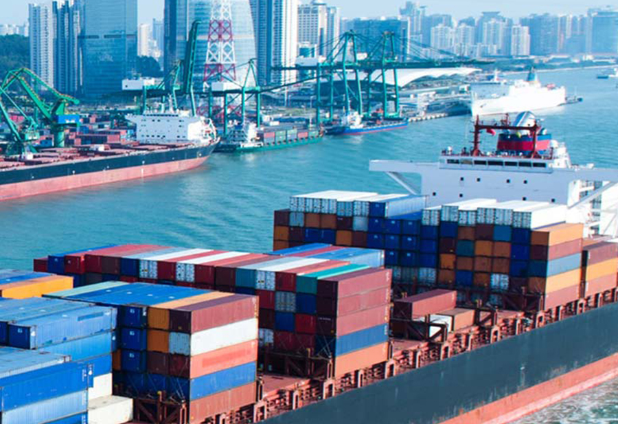 Transport, shipping and customs clearance